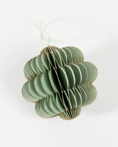 Marily green bauble set