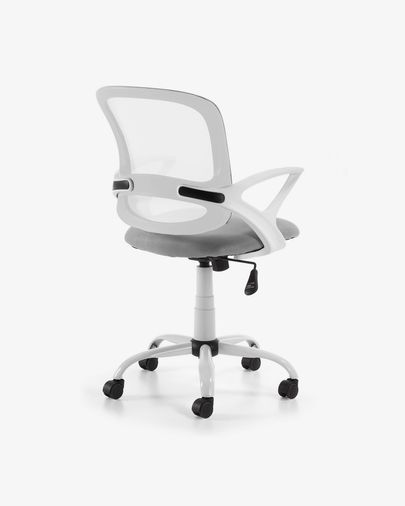 Grey Tangier office chair
