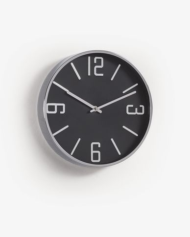 Wall clock Steep