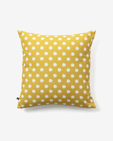 Fabiela polka dot cushion cover