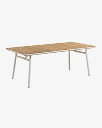 Table Robyn 200 x 100 cm