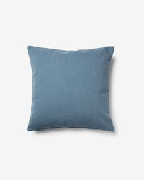 Kam cushion cover 45 x 45 cm blue