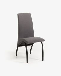 Zana chair grey