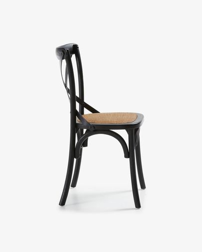Alsie chair black