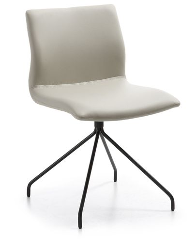 Tucket1 chair, beige and black