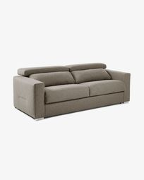 Kant sofa bed 160 cm visco brown