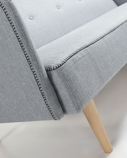 Lika sifa bed grey