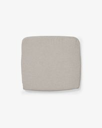 Kavon beige cushion