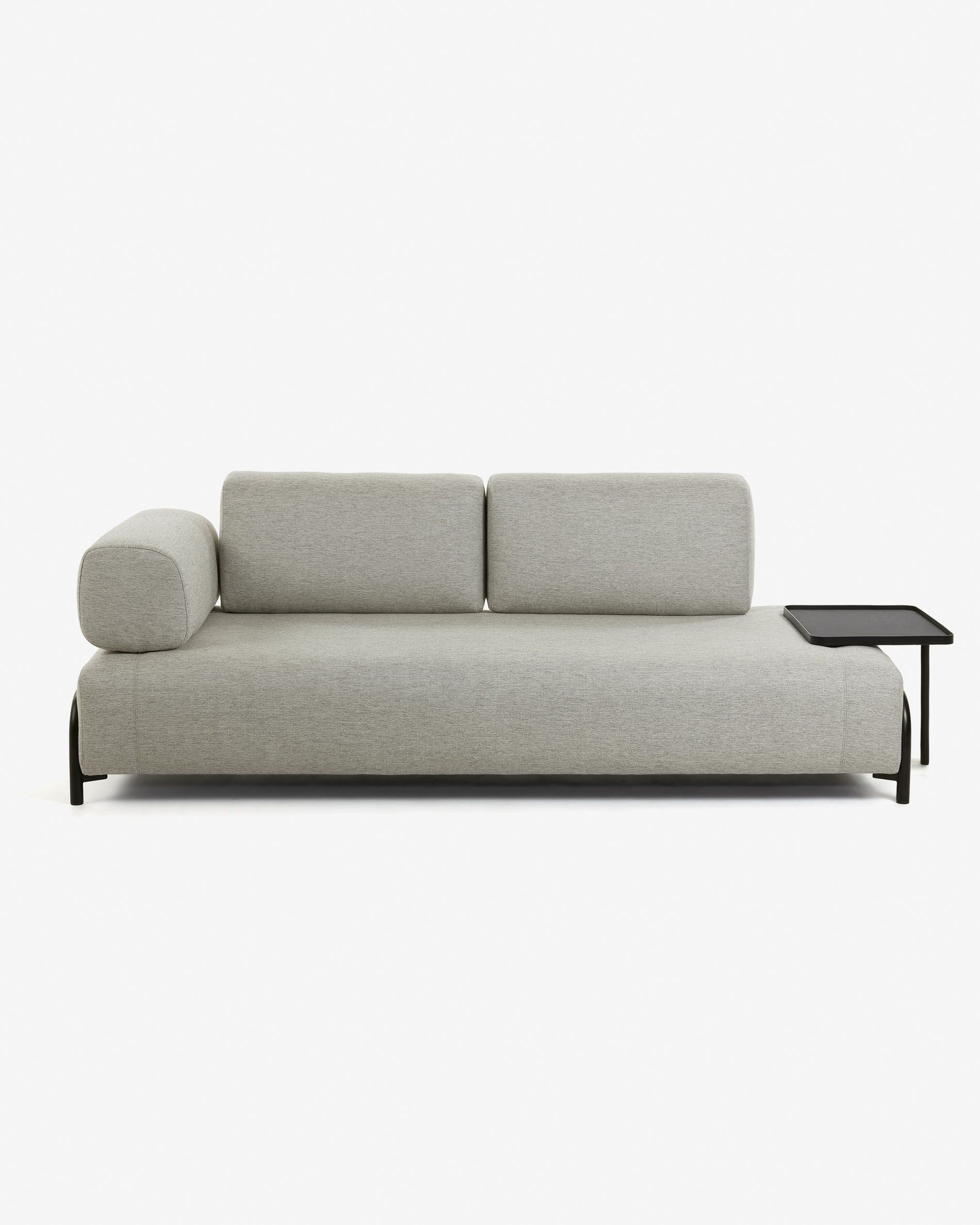 3 Seaters Compo Sofa With Large Tray