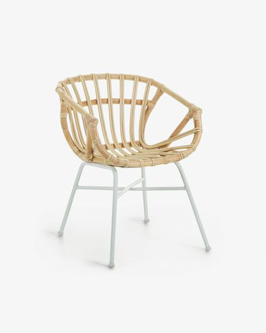 Natural Kaly armchair