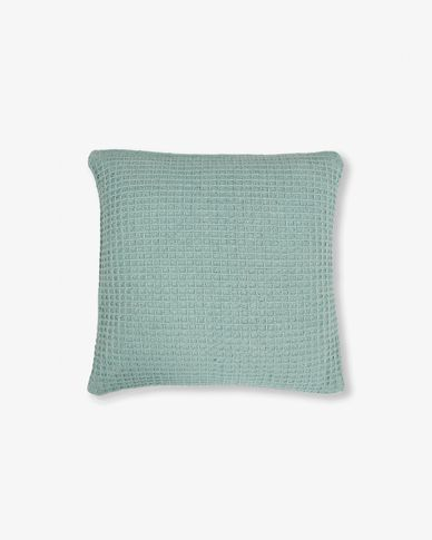Cushion cover Shallow green