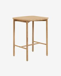 Sheryl 75 x 75 cm side table