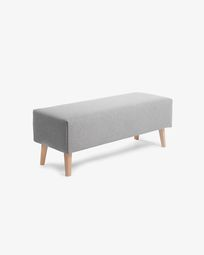 Dyla bench grey