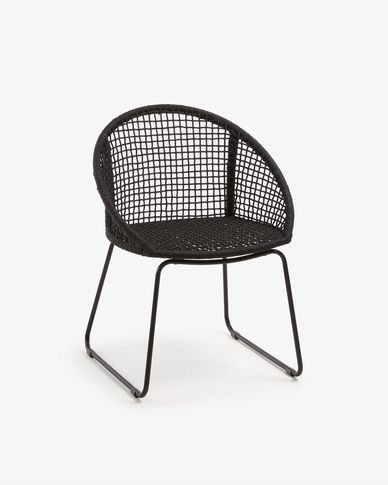 Black Sandrine chair