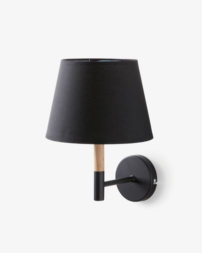 Orsen wall lamp black