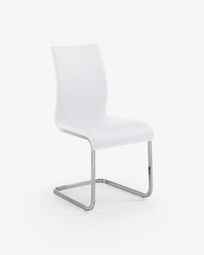 Turner chair white