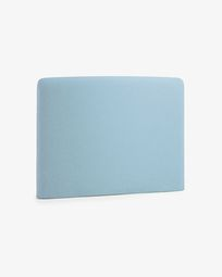 Light blue Dyla headboard cover 108 x 76 cm