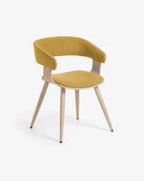 Chair Heiman mustard