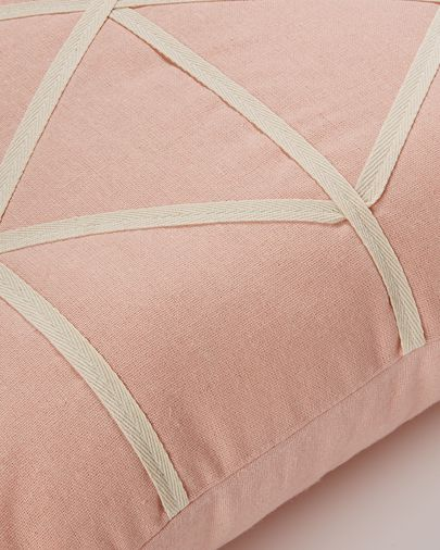 Yany cushion cover pink