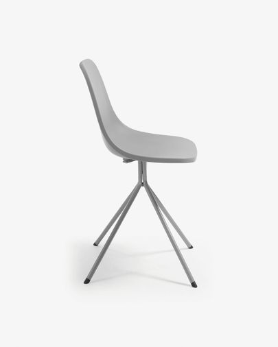 Grey Munt chair