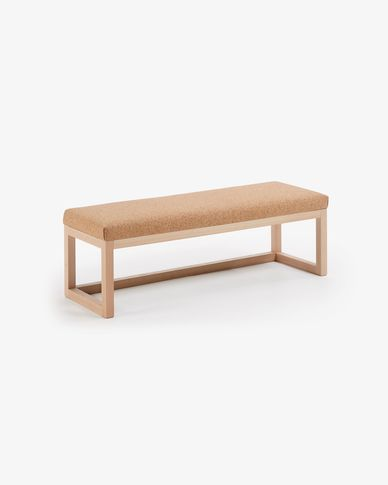 Bench Loya light cork