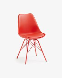 Ralf chair red