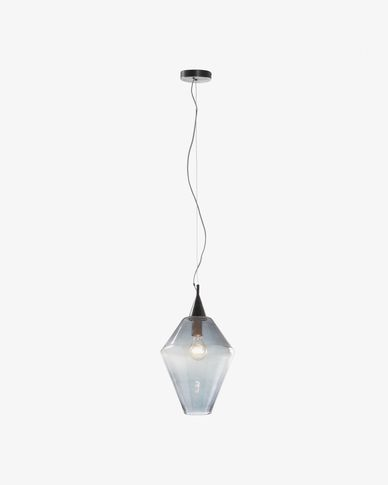 Cosmic pendant lamp grey