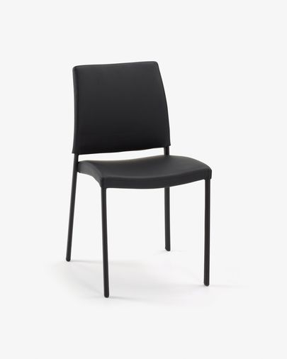Lacerta chair, black