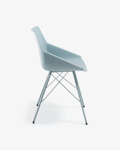 Light blue Kuns chair