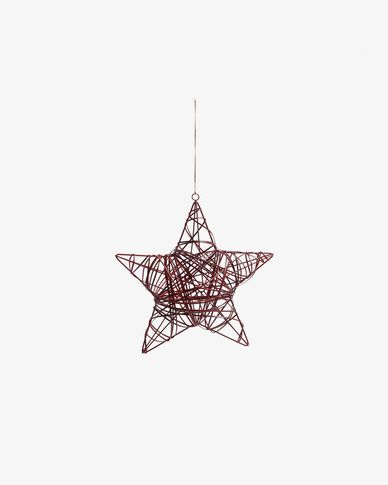 Hanging ornament Allane 30 cm