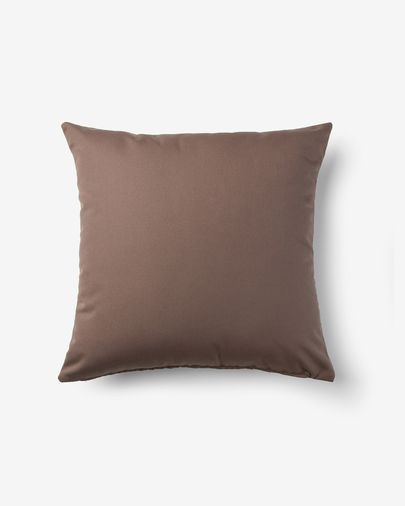 Amazonas cushion cover brown