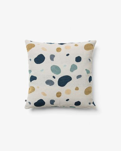 Square cushion cover Bimba beige