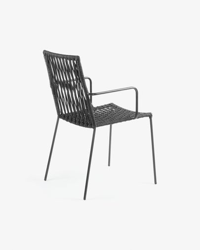 Dark grey Bizarre chair