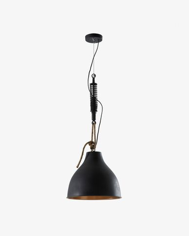 Sadie pendant lamp black