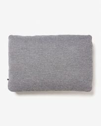 Cushion Blok 50 x 70 cm light grey