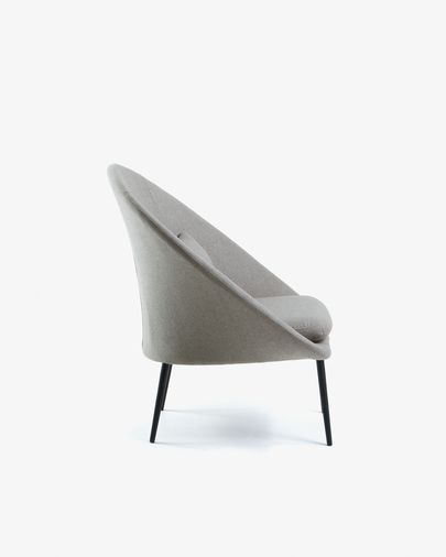 Light grey Norsdam armchair
