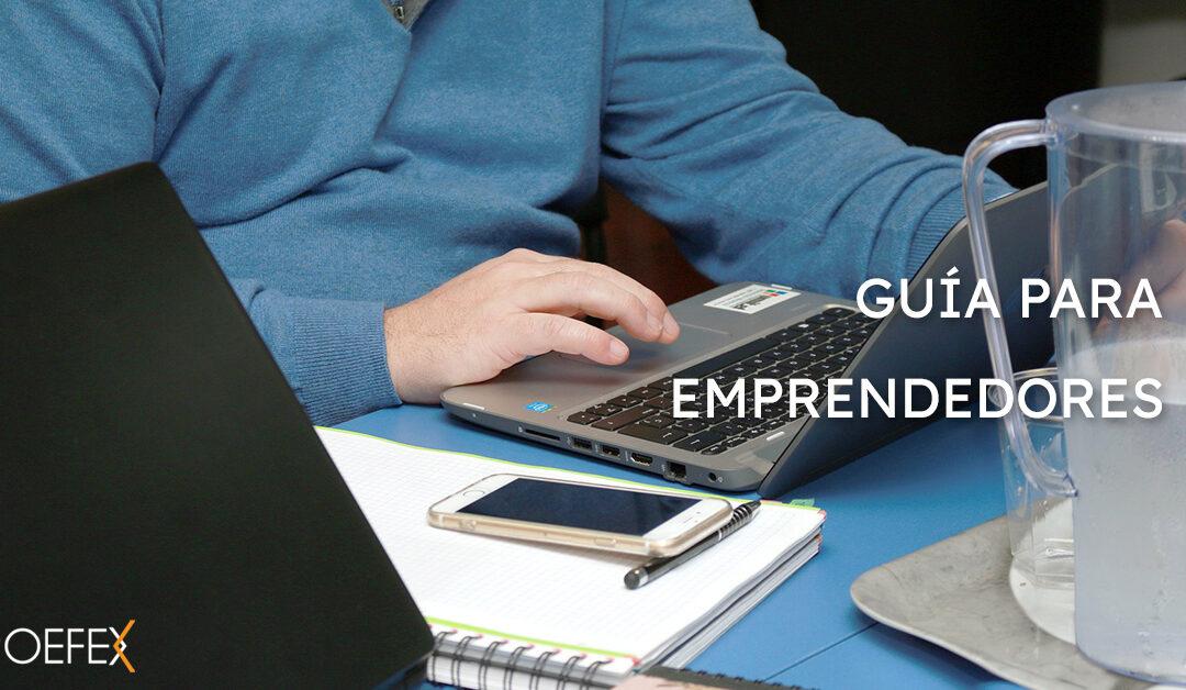 Guía para emprendedores