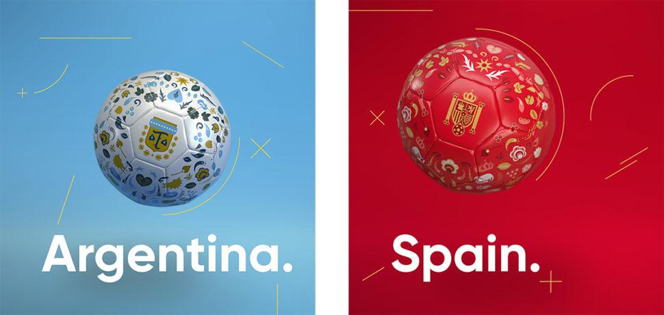 Soccer ball design