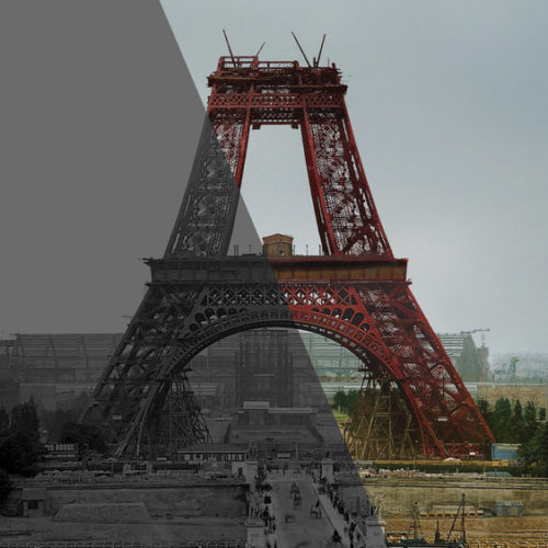 Colorized Old Photos