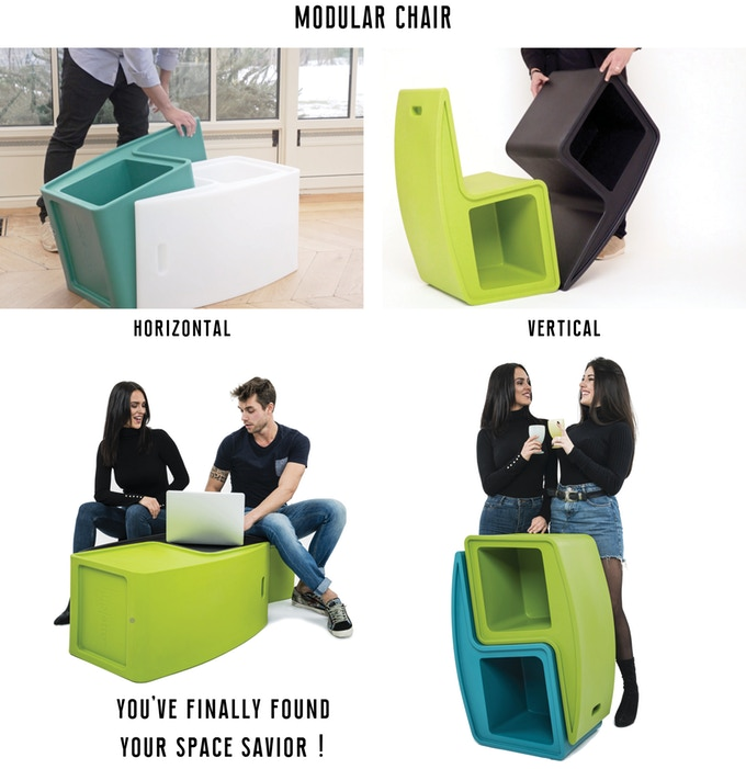 Modular Chair Design