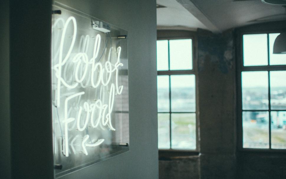 Robot-food