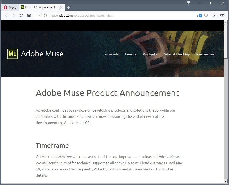 Adobe is Closing Business Catalyst and Muse  Here Is Our