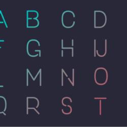 typography fonts