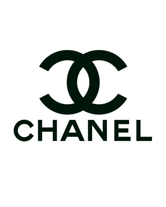 chanel logo symmetry