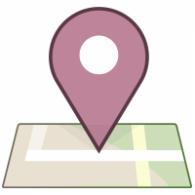facebook places logo hidden message