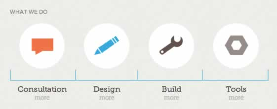 Inspiring Icons in Web Design