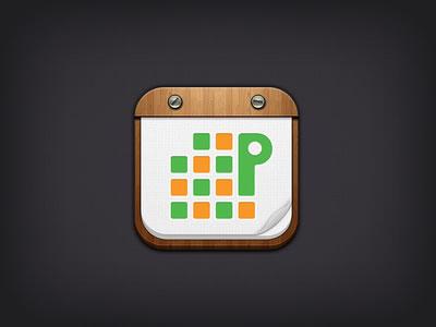thousand hours time calendar iPhone app