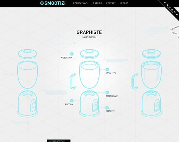 21 Inspiring Examples of Illustrated Elements in Web Design