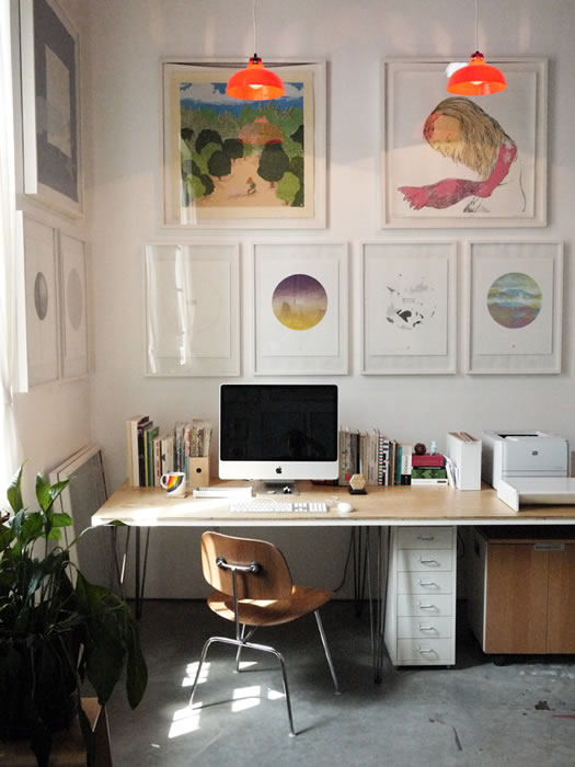 Beautiful and Inspiring Workstations