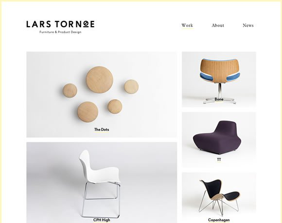 21 Inspiring Clean Website Designs